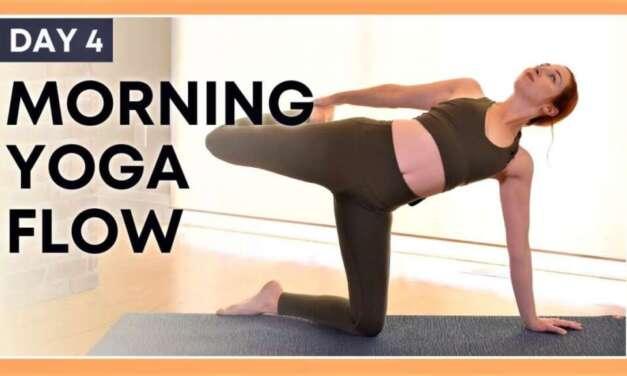 Bedtime Yoga Sequence