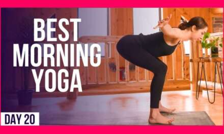 "FULL Power Yoga ""Double Trouble"" (60min) With Travis Eliot & Lauren Eckstrom — Inner Dimension TV"