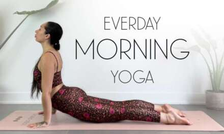 Yoga for Beginners – Lesson 1: SOFT MUSCLE AND PLASTIC | YogaBySophie.com