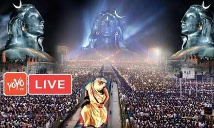 LIVE : Maha Shivaratri 2021 | Sadhguru | Live From Isha Yoga Center | Adiyogi Shiva | YOYOTVKannada
