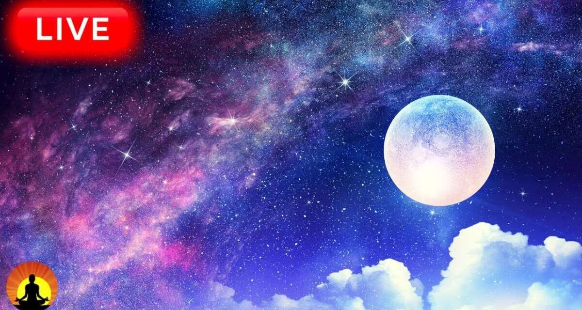 🔴Deep Sleep Music 24/7, Sleeping Music, Insomnia, Meditation Music, Zen, Yoga, Study Music, Sleep