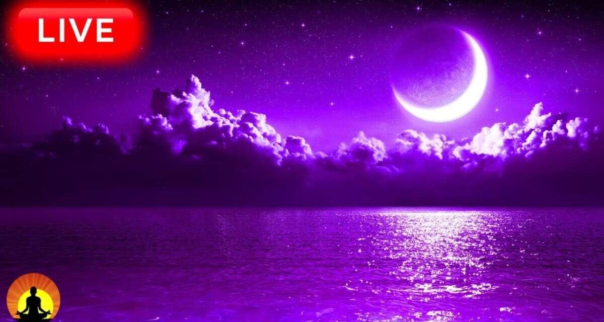🔴 Midnight Surrender – Sleep Music 24/7, Calm Music, Insomnia, Sleep, Study Music, Relaxing Music