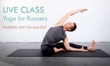 Yoga For Runners LIVE Class