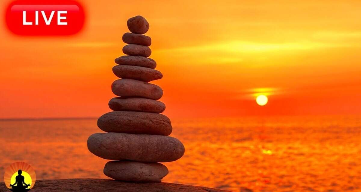 🔴Relaxing Sleep Music 24/7, Healing Music, Calm Music, Yoga, Sleep Meditation, Study Music, Sleep