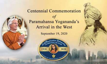 Paramahansa Yogananda And Kriya Yoga's Arrival In The West — An SRF Centennial Celebration