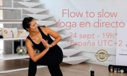 Yoga En Directo 24/09 -19h