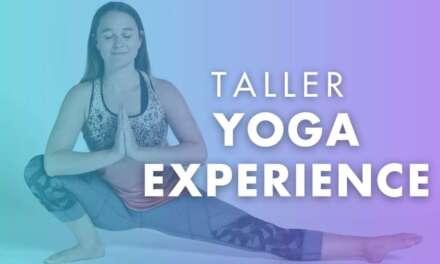 Taller Yoga Experience