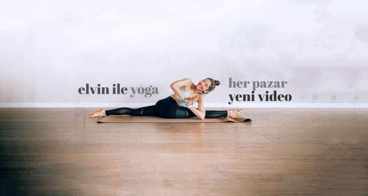ATEŞ 🔥Başlayacak Gücü Bulamıyor Musun? İçindeki Ateşi Yak   Yoga Elementler Serisi