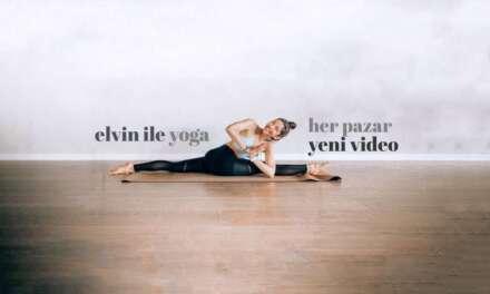 ATEŞ 🔥Başlayacak Gücü Bulamıyor Musun? İçindeki Ateşi Yak | Yoga Elementler Serisi