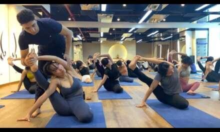40 Minutes Full body STRETCH / YOGA with Master Jai / Jai Yoga Academy