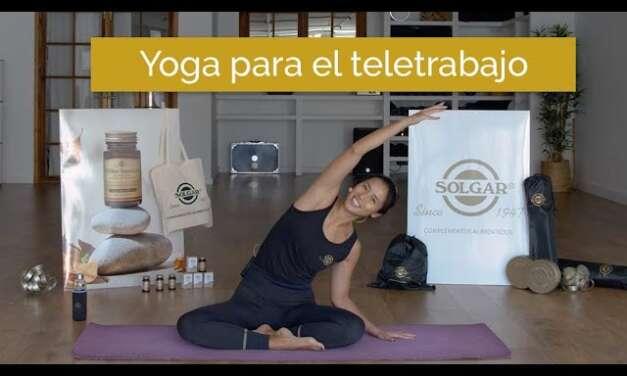 Yoga Para El Teletrabajo, Morning Yoga Solgar