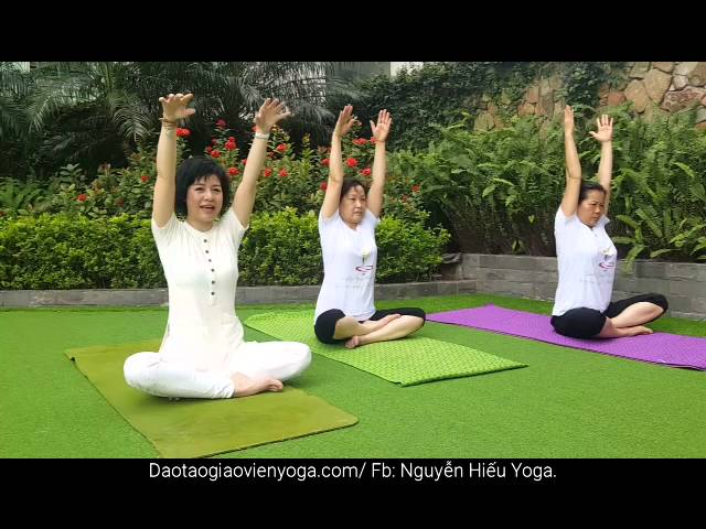 Tập 1 Yoga Cho Người Cao Tuổi Mới Bắt đầu Với Chuyên Gia Nguyễn Hiếu.