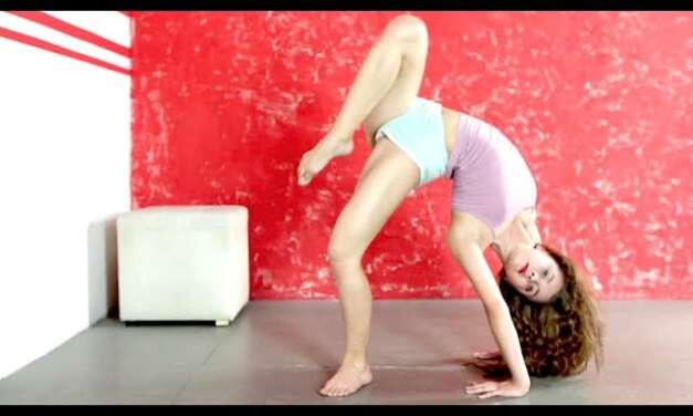 Flex-mania – Training Yoga. Splits Stretching Exercises. Gymnastics And Contortion Challenge