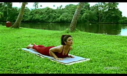 Total Body Yoga   40 Mins Full Body Yoga Asanas   Shilpa's Yoga   YouTube 360p