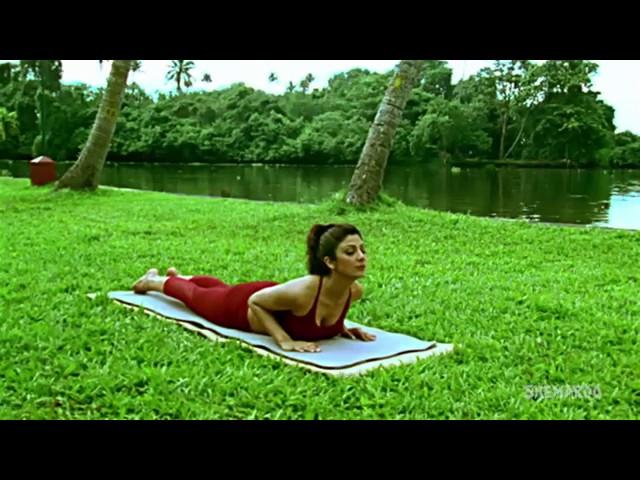 Total Body Yoga   40 Mins Full Body Yoga Asanas   Shilpa's Yoga   YouTube 360p