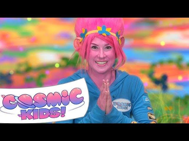 Trolls | A Cosmic Kids Yoga Adventure!