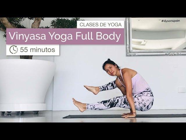 Clase De Vinyasa Yoga Full Body