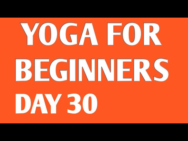 YOGA INSTRUCTOR COURSE DAY 30